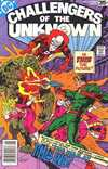 Challengers of the Unknown #86 comic books - cover scans photos Challengers of the Unknown #86 comic books - covers, picture gallery
