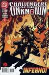Challengers of the Unknown #14 comic books - cover scans photos Challengers of the Unknown #14 comic books - covers, picture gallery