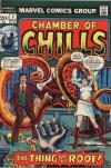 Chamber of Chills #3 comic books for sale