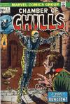 Chamber of Chills #8 comic books for sale