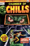 Chamber of Chills #9 comic books for sale