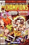 Champions #12 Comic Books - Covers, Scans, Photos  in Champions Comic Books - Covers, Scans, Gallery