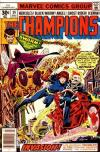 Champions #14 Comic Books - Covers, Scans, Photos  in Champions Comic Books - Covers, Scans, Gallery