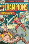 Champions #5 Comic Books - Covers, Scans, Photos  in Champions Comic Books - Covers, Scans, Gallery