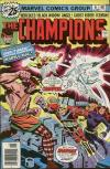 Champions #6 comic books for sale