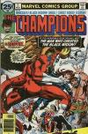 Champions #7 Comic Books - Covers, Scans, Photos  in Champions Comic Books - Covers, Scans, Gallery