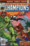 Champions #9 comic books for sale