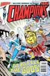 Champions #12 comic books - cover scans photos Champions #12 comic books - covers, picture gallery