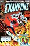 Champions #4 comic books - cover scans photos Champions #4 comic books - covers, picture gallery