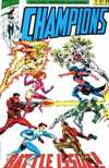 Champions #5 comic books - cover scans photos Champions #5 comic books - covers, picture gallery