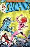 Champions #7 comic books - cover scans photos Champions #7 comic books - covers, picture gallery