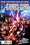Chaos War comic books