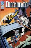 Checkmate! #4 comic books - cover scans photos Checkmate! #4 comic books - covers, picture gallery