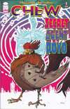 Chew: Secret Agent Poyo comic books