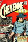 Cheyenne Kid comic books