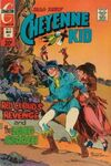 Cheyenne Kid #96 Comic Books - Covers, Scans, Photos  in Cheyenne Kid Comic Books - Covers, Scans, Gallery
