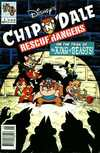 Chip 'n Dale Rescue Rangers #4 comic books - cover scans photos Chip 'n Dale Rescue Rangers #4 comic books - covers, picture gallery