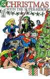 Christmas with the Super-Heroes comic books