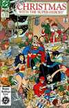 Christmas with the Super-Heroes #2 comic books - cover scans photos Christmas with the Super-Heroes #2 comic books - covers, picture gallery