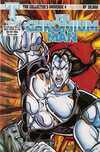 Chromium Man comic books