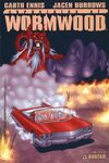 Chronicles of Wormwood #4 comic books - cover scans photos Chronicles of Wormwood #4 comic books - covers, picture gallery