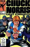 Chuck Norris #1 comic books for sale