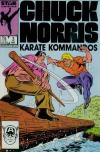 Chuck Norris #3 comic books - cover scans photos Chuck Norris #3 comic books - covers, picture gallery