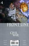 Civil War: Frontline #4 comic books for sale