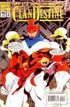 Clandestine #10 comic books - cover scans photos Clandestine #10 comic books - covers, picture gallery