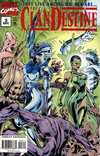 Clandestine #3 Comic Books - Covers, Scans, Photos  in Clandestine Comic Books - Covers, Scans, Gallery