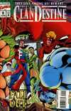 Clandestine #9 Comic Books - Covers, Scans, Photos  in Clandestine Comic Books - Covers, Scans, Gallery