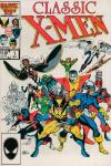 Classic X-Men #1 comic books - cover scans photos Classic X-Men #1 comic books - covers, picture gallery
