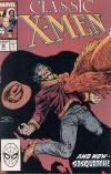 Classic X-Men #26 comic books for sale