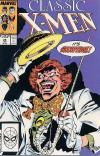 Classic X-Men #29 comic books for sale