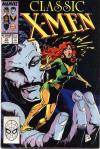 Classic X-Men #31 comic books for sale