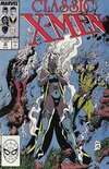 Classic X-Men #32 comic books for sale