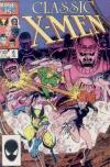 Classic X-Men #6 comic books for sale