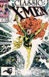 Classic X-Men #9 comic books for sale