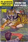 Classics Illustrated #104 comic books - cover scans photos Classics Illustrated #104 comic books - covers, picture gallery