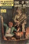 Classics Illustrated #107 comic books - cover scans photos Classics Illustrated #107 comic books - covers, picture gallery