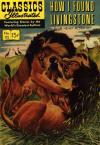 Classics Illustrated #115 comic books for sale