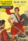 Classics Illustrated #118 comic books - cover scans photos Classics Illustrated #118 comic books - covers, picture gallery