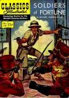 Classics Illustrated #119 comic books - cover scans photos Classics Illustrated #119 comic books - covers, picture gallery