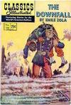 Classics Illustrated #126 comic books - cover scans photos Classics Illustrated #126 comic books - covers, picture gallery