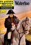 Classics Illustrated #135 comic books - cover scans photos Classics Illustrated #135 comic books - covers, picture gallery