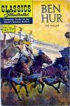 Classics Illustrated #147 comic books - cover scans photos Classics Illustrated #147 comic books - covers, picture gallery