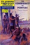 Classics Illustrated #154 cheap bargain discounted comic books Classics Illustrated #154 comic books