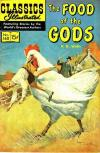 Classics Illustrated #160 comic books - cover scans photos Classics Illustrated #160 comic books - covers, picture gallery