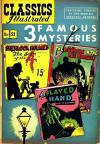 Classics Illustrated #21 Comic Books - Covers, Scans, Photos  in Classics Illustrated Comic Books - Covers, Scans, Gallery