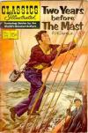 Classics Illustrated #25 comic books - cover scans photos Classics Illustrated #25 comic books - covers, picture gallery